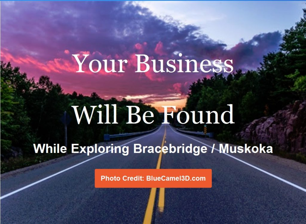 Your Business will be found