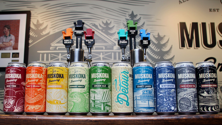 member-muskoka-brewery-tap-room-lineup