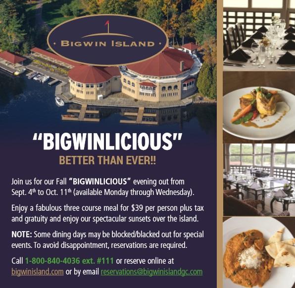 Bigwin Dinner