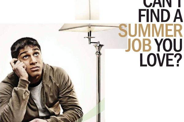 Can't find a summer job you love