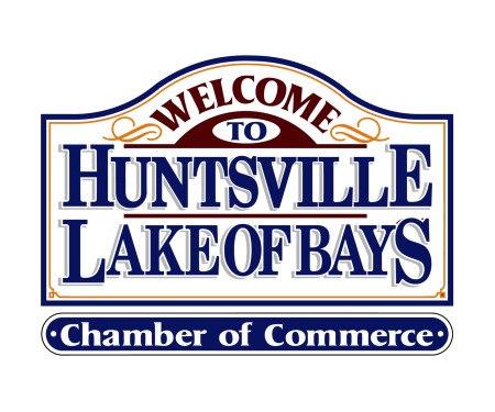 Huntsville Lake of Bays Chamber Logo