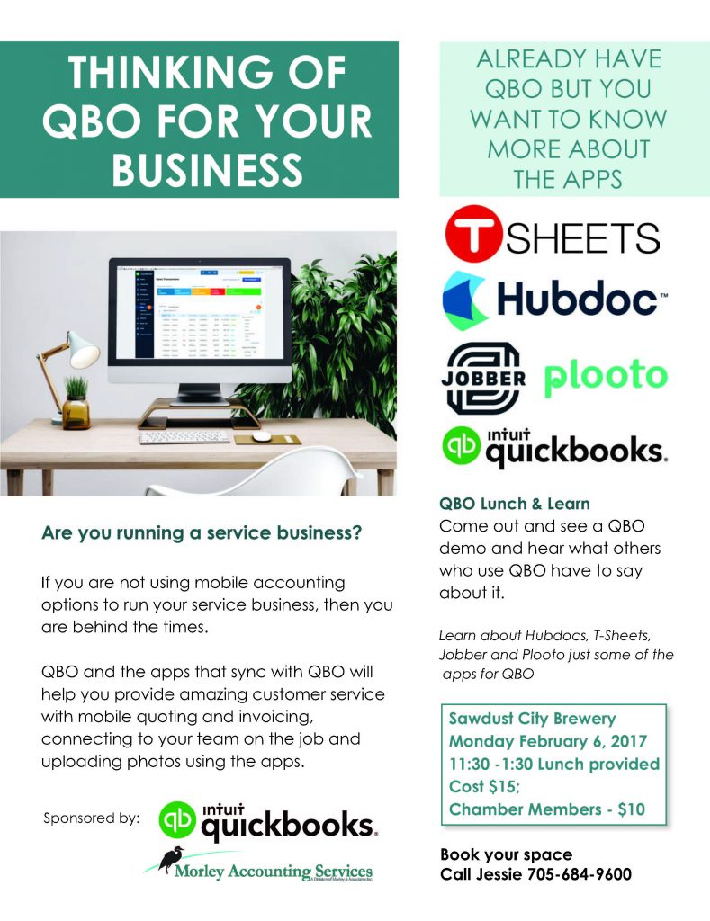 Thinking of QBO for Your Business?